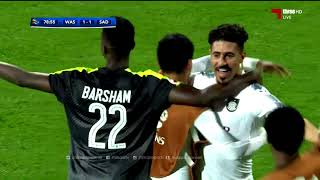 اهداف المباراة : الوصل الاماراتي 1 - 2 السد