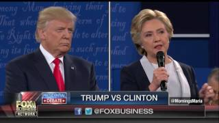 Body language analyst on second debate: Don't lurk over other candidate