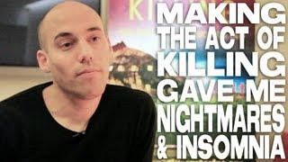 Making THE ACT OF KILLING Gave Me Nightmares And Insomnia by Joshua Oppenheimer