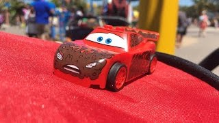 Disney Cars 3 Toys Trailer - Legoland Tour Disney Cars Lego Lightning Mcqueen Mater & Friends