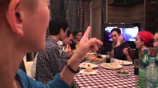 Turkmenistan 7th dish - SilkRouteCooking
