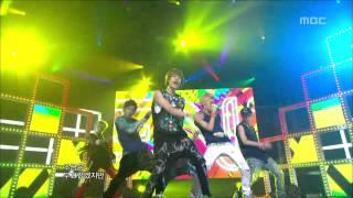 TEEN TOP - Be ma girl, 틴탑 - 나랑 사귈래, Music Core 20120811