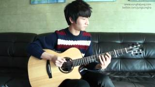 (Bruno Mars) Locked Out Of Heaven -Sungha Jung