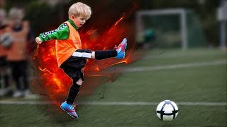 KIDS IN FOOTBALL 2018 #2 ● FUNNY FAILS, SKILLS, GOALS