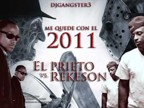 Rekeson Ft El Prieto Me quede con el 2011 Dj Gangster3 DESCARGA