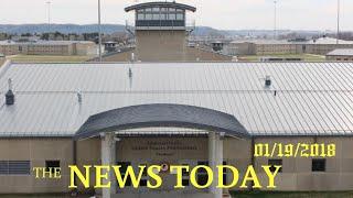 News Today 01/19/2018 | Donald Trump | Empty Prisons, Grounded Warplanes: U.S. Budget Dysfuncti...