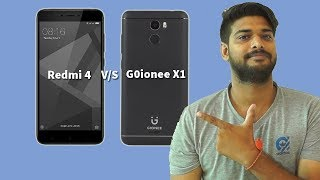 Gionee X1 Vs Redmi 4: Best Budget Phone?