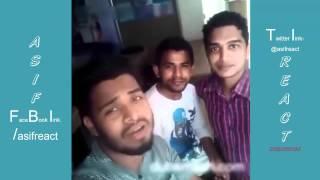 Bangladeshi Celebrity Funny Dubsmash Part-8 !! Asif Rahman!!
