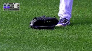 MLB Losing the Glove