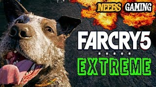 FARCRY 5 EXTREME!!! (gameplay)