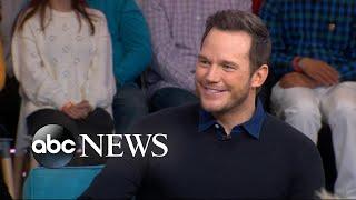 Chris Pratt's 'big reveal' about the new 'Avengers' movie | GMA