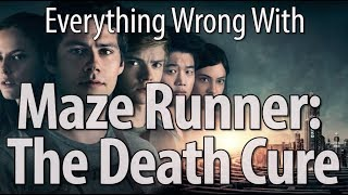 Everything Wrong With Maze Runner: The Death Cure