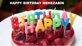 Mehezabin  Cakes Pasteles - Happy Birthday