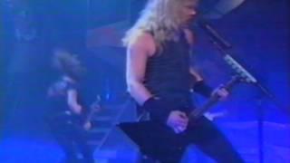 Metallica - Enter Sandman live MTV Awards 1991