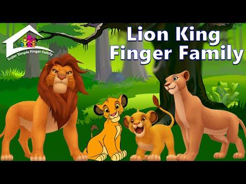 Xxx Mp4 Lion King Finger Family Dady Finger Nursery Rhyme Animals Daddy Finger Songs For Children 3gp Sex