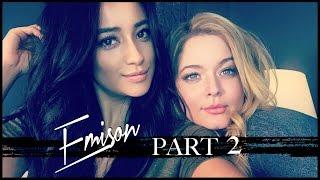 Emison Q&A Pt. 2 with Sasha Pieterse! | Shay Mitchell