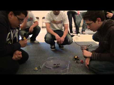 Beyblade The Epic Tournament 2012 Paris