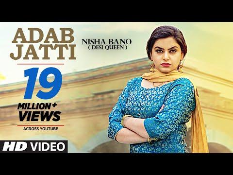 Xxx Mp4 Adab Jatti Full Song Nisha Bano Latest Punjabi Songs 2017 T Series 3gp Sex