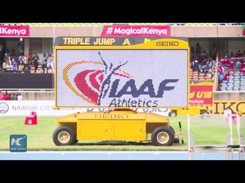 The 2017 World Under 18 Athletics championships shine in Kenya