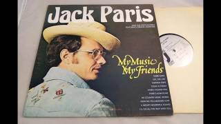 JACK PARIS - A MIGHTY MOURNFUL SOUND (1972)