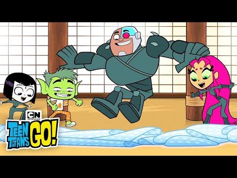 The Art of the Ninja | Teen Titans Go! | Cartoon Network