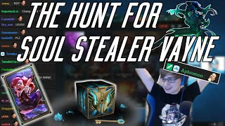 C9 Sneaky   The Hunt for Soulstealer Vayne (& Hextech Annie)