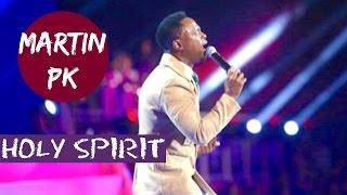 Martin PK Ministers Worship Song, 'Holy Spirit' with Pastor Chris & Pastor Benny Hinn