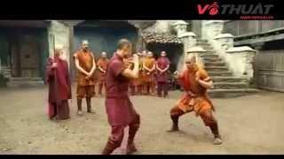Mr Bean học kungfu Thiếu Lâm
