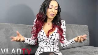 Amina Buddafly: Tara and I are Working Towards Becoming Friends