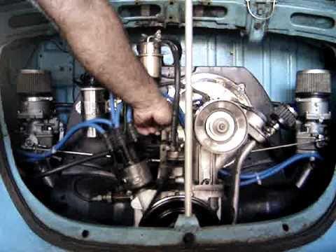 1600 aspirado comando de 284º carburadores solex 40 cabeçotes preparados volante aliviado etc.