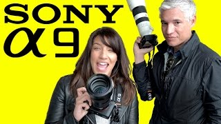 Sony a9 Review: Is the HYPE real? vs a7R II, Canon 1DX II, Nikon D5, D500