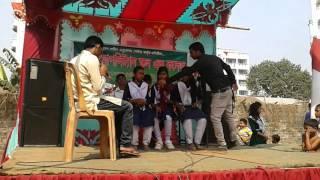bangla natok # Uneducated mother#  cosmoplitan school & collage