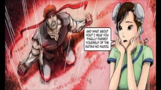 Ryu x Chun Li The Heart Of Battle Act 1 Review Fan Fiction