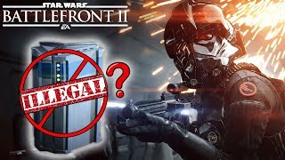 DISNEY slaps EA right in the nipple over Star Wars BATTLEFRONT 2 Loot Boxes| EA hated by gamers