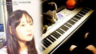 Kimi no na wa OST - SPARKLE (Piano & Vocal Cover)