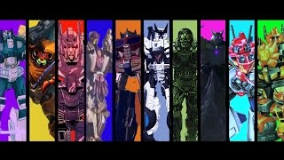 Transformers Universal Survival [Parody / Teaser] Most Powerful Transformers