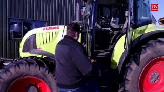 Tractor van boer uit Zuidwolde rijdt als eerste op koolzaadolie