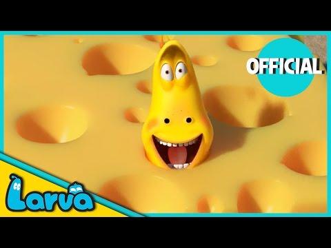 Xxx Mp4 LARVA CHEESE 2017 Full Movie Cartoon Cartoons For Children LARVA Official 3gp Sex