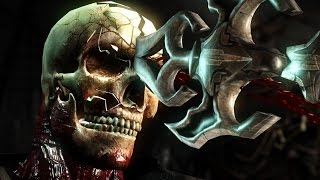 Mortal Kombat X: All Fatalities, Brutalities, X-Rays, and some Faction Kills in 60 FPS