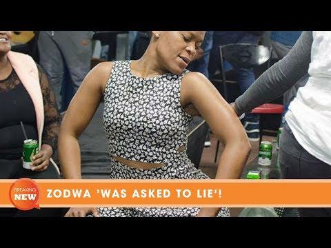 Xxx Mp4 ZODWA WAS ASKED TO LIE 3gp Sex