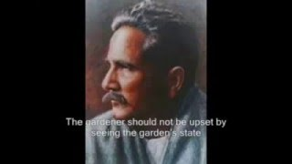 Allama Iqbal Jawab e Shikwa Complete Video In Allama Iqbal Own Voice| Rare Collection