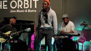 Samthing Soweto   Falling For You Cover Live @ The Orbit | Campus TV