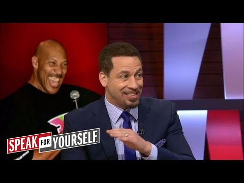 Chris Broussard on OKC s struggles Ball brothers signing to play in Lithuania SPEAK FOR YOURSELF