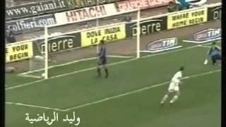 أخبار الدوري الأيطالي 2001 من قناة أبوظبي الرياضية