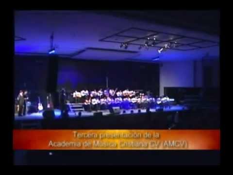 RICARDO CLAURE PASTOR PRESENTACIÓN DE LA ACADEMIA DE MÚSICA CV PARTE 2