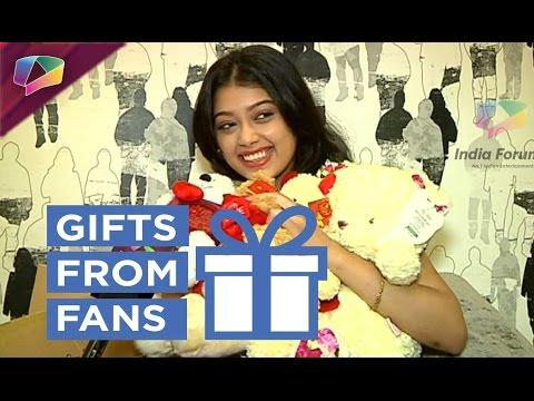 Digangana Suryavanshi's gift segment Part-01