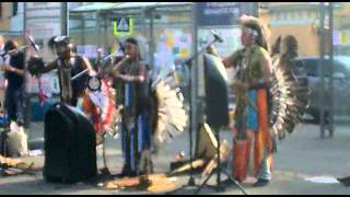 The Indians in Moscow