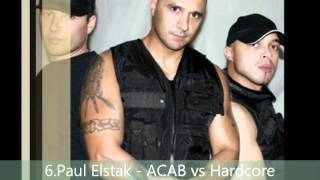 Best of Paul Elstak (The Hitmen) Top 10