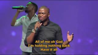 Dr Tumi - All of me (LIVE @ Grace Bible Church)
