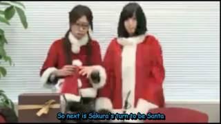 [Choroi] Paisen & Ayaneru practice being Santa